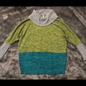 Uncle Frank by Ivy Jane Sweater cowl Size Small s